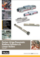 OSP-P: Modular Pneumatic Linear Guide Systems in pdf format